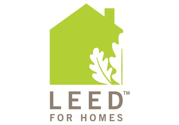 LEED for homes logo